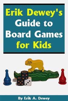 Erik Dewey's Guide to Board Games for Kids